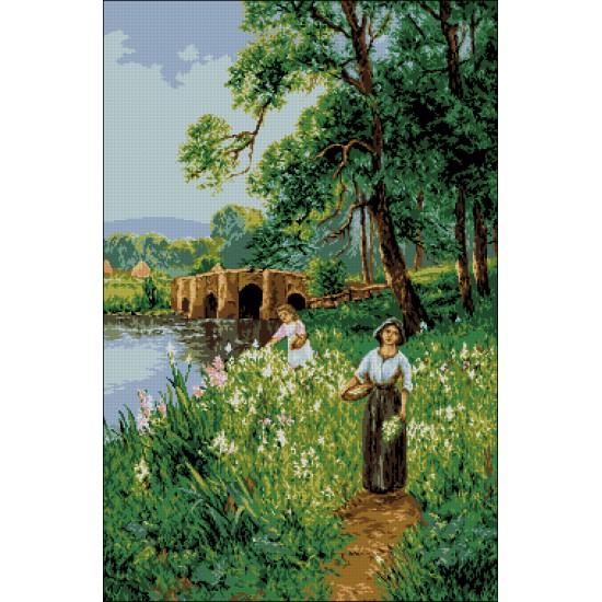 Разходка край реката