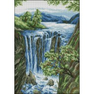 Големият пролетен водопад