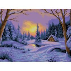 Зима в планината