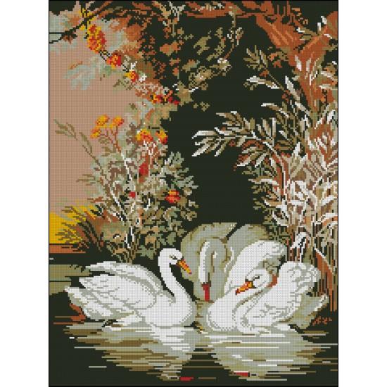 Три лебеда