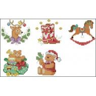 Коледни орнаменти 1