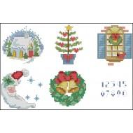 Коледни орнаменти 2