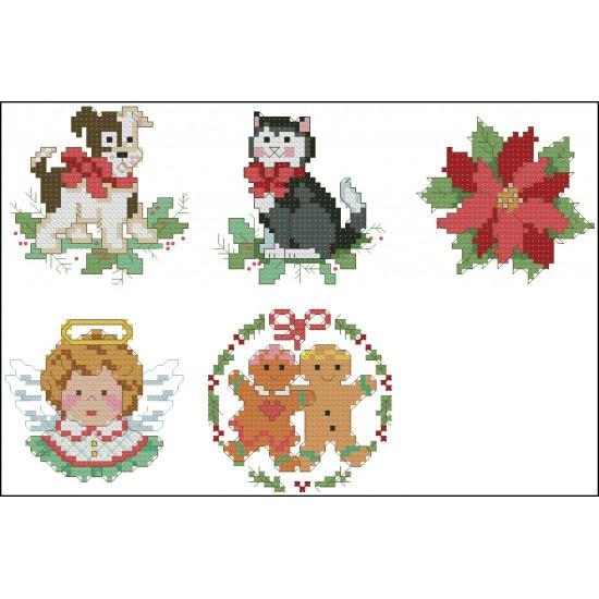 Коледни орнаменти 4