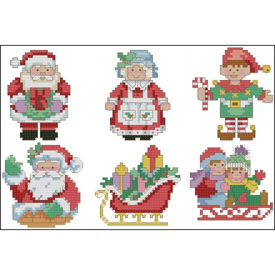 Коледни орнаменти 5