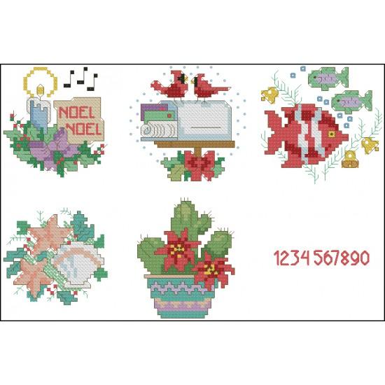 Коледни орнаменти 6