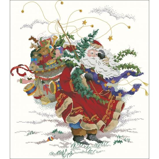 Ветровития Дядо Коледа