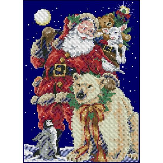 Обичаният Дядо Коледа