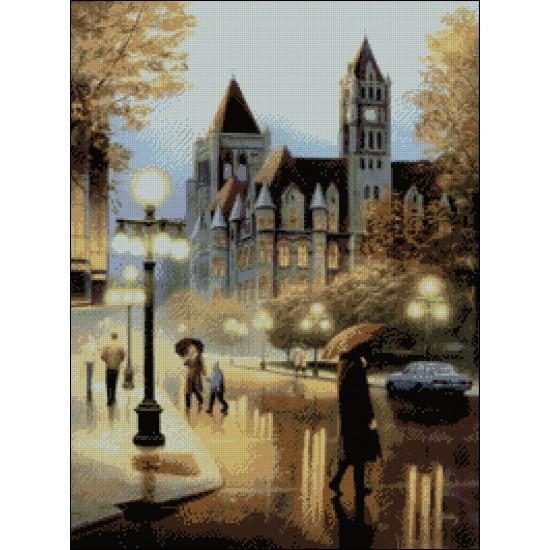 Дъждовен Град