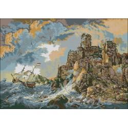 Корабокрушение в скалите