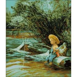 Малък рибар